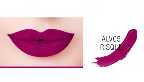 Жидкая помада для губ ABSOLUTE Lip Mousse - Risque
