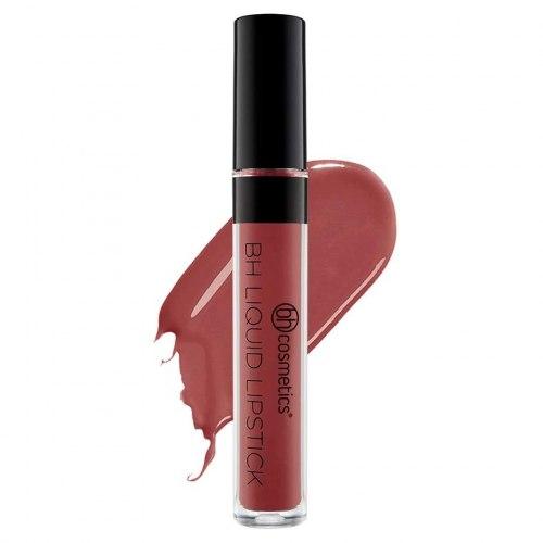 Жидкая стойкая матовая помада для губ BH COSMETICS Liquid Linen Royal Affair Lip Set - Stephanie