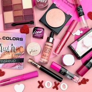 Интригуйте, удивляйте и очаровывайте, используя косметику L.A. Colors!