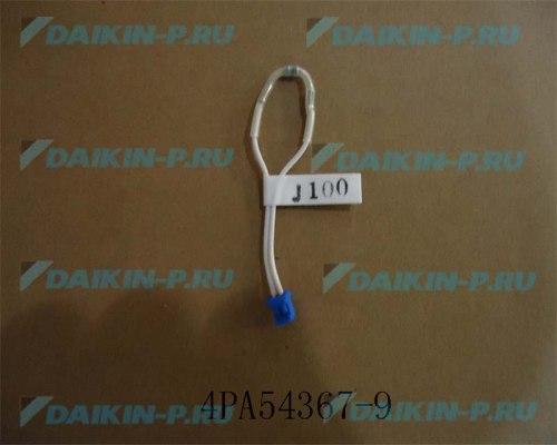 Запчасть DAIKIN 069705J ADAPTOR (J100) 7,5Kohm
