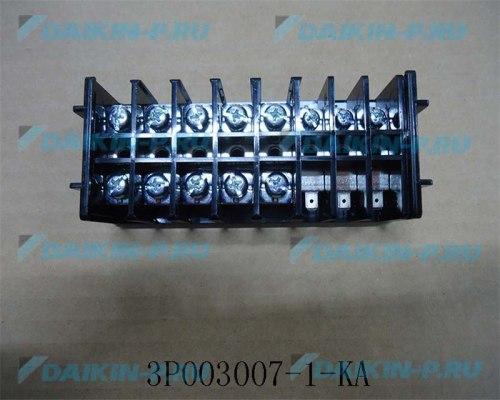 Запчасть DAIKIN 105031J TERMINAL STRIP 1-2-3-L1-L2-L3-N-E