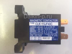 Контактор DAIKIN 105737J M.S. CLK15JF40 AC-Volt