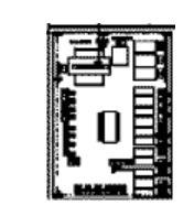 Запчасть DAIKIN 1867725 CONTROL MODULE SQSI 1128-01BA700001R