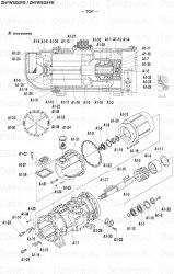 Запчасть DAIKIN 1896956 SCREW COMPRESSOR 90KW ZH7WSG8YE