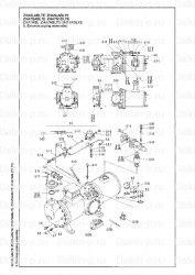 Запчасть DAIKIN 1899436 Screw Compressor ZHA7MSG4YE (ZHA7MSG2YE)