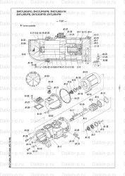 Запчасть DAIKIN 1942176 SCREW COMPR.ZHC7WSG4YR