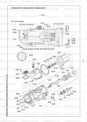 Запчасть DAIKIN 1951505 ZHC9LLFYE