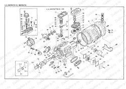 Запчасть DAIKIN 1958342 8HC752SBF-YE 50Hp 37,0Kw