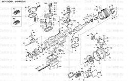 Запчасть DAIKIN 195960 6H74FAE1-T1 30Hp 22,0Kw