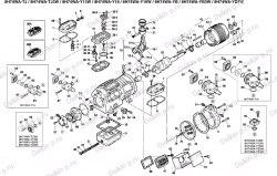 Запчасть DAIKIN 195963 8H74WAE1-T1 60Hp 45,0Kw