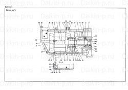 Запчасть DAIKIN 2105280 SCREW COMPRESSOR ZH13LDBLYE