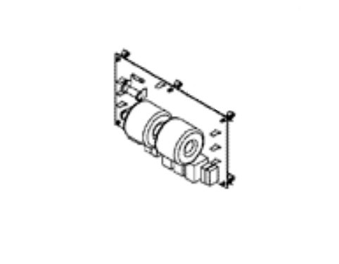 Запчасть DAIKIN 4012544 PRINTED CIRCUIT (NOISE F) FN396-Y-1(A)