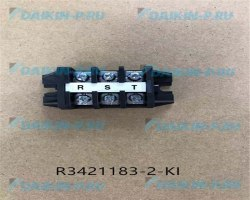 Запчасть DAIKIN 660111J TERMINAL BLOCK DT25-3P