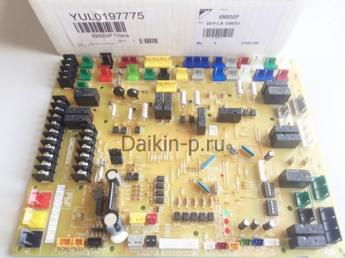 Запчасть DAIKIN 690058P I/O P.C.B. EW0204