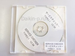 Запчасть DAIKIN 999151T SOFTWARE CHECKER TYPE III