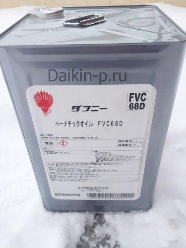 Запчасть DAIKIN 9993006 COMPR.OIL FVC68D - IDEMITSU 18 Liter Can