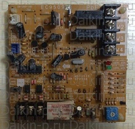 Запчасть DAIKIN 9994545 PRINTED CIRCUIT(CONTROL) KRP2A1