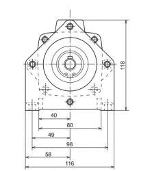 Помпа DAIKIN DS15P-20
