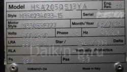 Компрессор HSA205QS13YA M3502340033-15