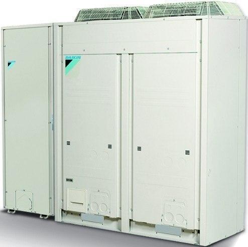 Чиллер DAIKIN EWYQ050BA - 51,8 кВт - тепло и холод