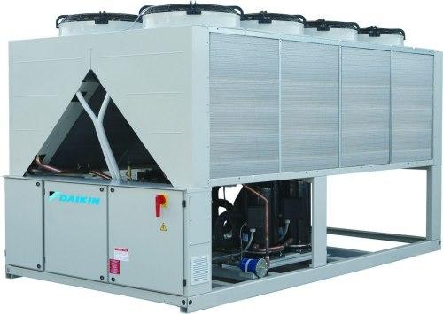 Чиллер DAIKIN EWYQ180-F-XR - 178 кВт - обогрев и охлаждение, низкий шум