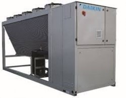 Чиллер DAIKIN EWAQ140-G-SS/SR - 139/130 кВт - только холод