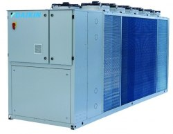 Чиллер DAIKIN EWYQ140-G-XS/XR - 147 кВт - обогрев и охлаждение