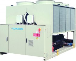 Чиллер DAIKIN EWAD120-E-SL - 116 кВт - только холод