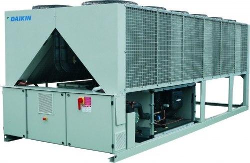 Чиллер DAIKIN EWAD415-TZ-SS/SR - 412 кВт - только холод
