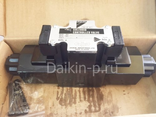 Клапан DAIKIN KSO-G02-7CP-30-EN