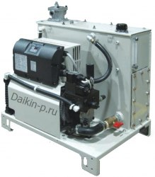 Гидравлическая система DAIKIN SUT03S3010-30 10MPa 30 l/min бак 30 l