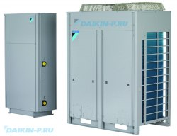 Чиллер DAIKIN SEHVX20BAW/SERHQ020BAW1 - 22,1 кВт - тепло и холод