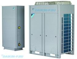 Чиллер DAIKIN SEHVX40BAW/SERHQ020BAW1х2 - 42,3 кВт - тепло и холод