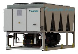 Чиллер DAIKIN EWAD420-TZ-XSB/XLB - 417 кВт - только холод