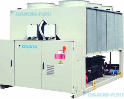Чиллер DAIKIN EWAD460-BZSS - 458 кВт - только холод