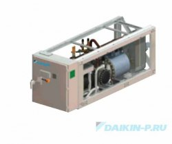Чиллер DAIKIN EWWD210-J-SS - 207 кВт - только холод или только нагрев