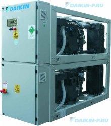 Чиллер DAIKIN EWWD380-J-SS - 385 кВт - только холод или только нагрев