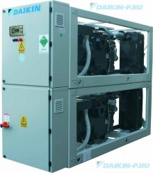 Чиллер DAIKIN EWWD400-J-SS - 415 кВт - только холод или только нагрев