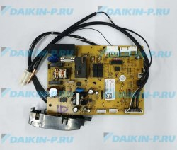 Запчасть DAIKIN 4023871 ASSY PCB WITH LAMP COVER