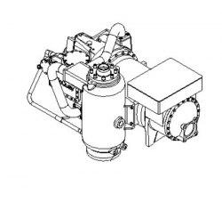 Запчасть DAIKIN 5023343 COMPR.FULL GASKET KIT FR3B