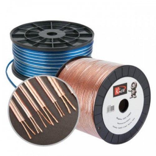 Акустический кабель Kicx 14AWG-100m