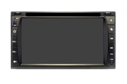 Автомагнитола CYCLON MP-7070 GPS/BT/TV 2DIN