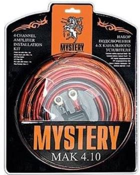 Установочный комплект для усилителя Mystery MAK 4.10