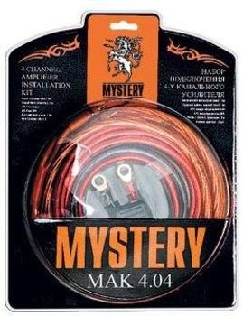 Установочный комплект для усилителя Mystery MAK 4.04