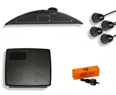 Парковочные радары/парктроник Sho-me Y-2616-4 Black