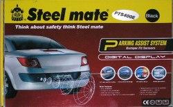 Парковочные радары/парктроник Steel Mate PTS-400 Q4