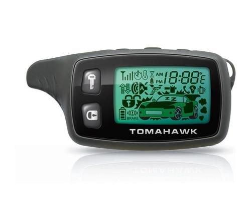 Брелок TOMAHAWK 4000