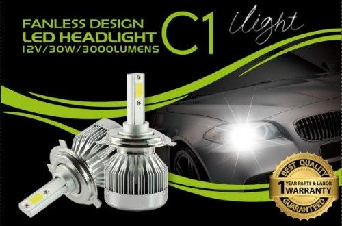 Светодиодный лампы С1 H1