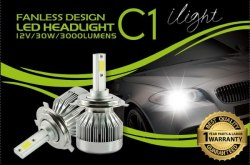 Светодиодный лампы С1 H7