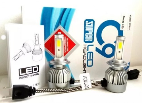 Светодиодный лампы Starlight C9 H7 5500K